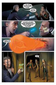TITAN COMICS - TWELFTH DOCTOR #2.8 PREVIEW 3
