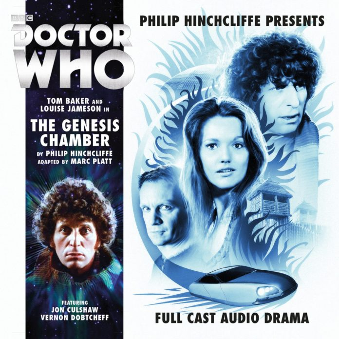 BIG FINISH - DOCTOR WHO - PHILIP HINCHCLIFFE PRESENTS- THE GENESIS CHAMBER