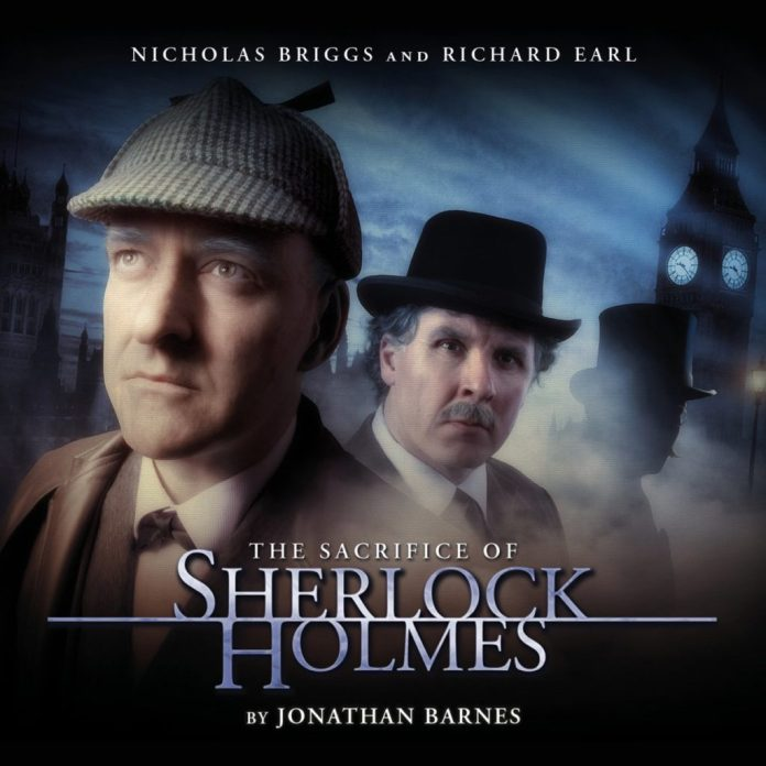 Big Finish – The Sacrifice of Sherlock Holmes