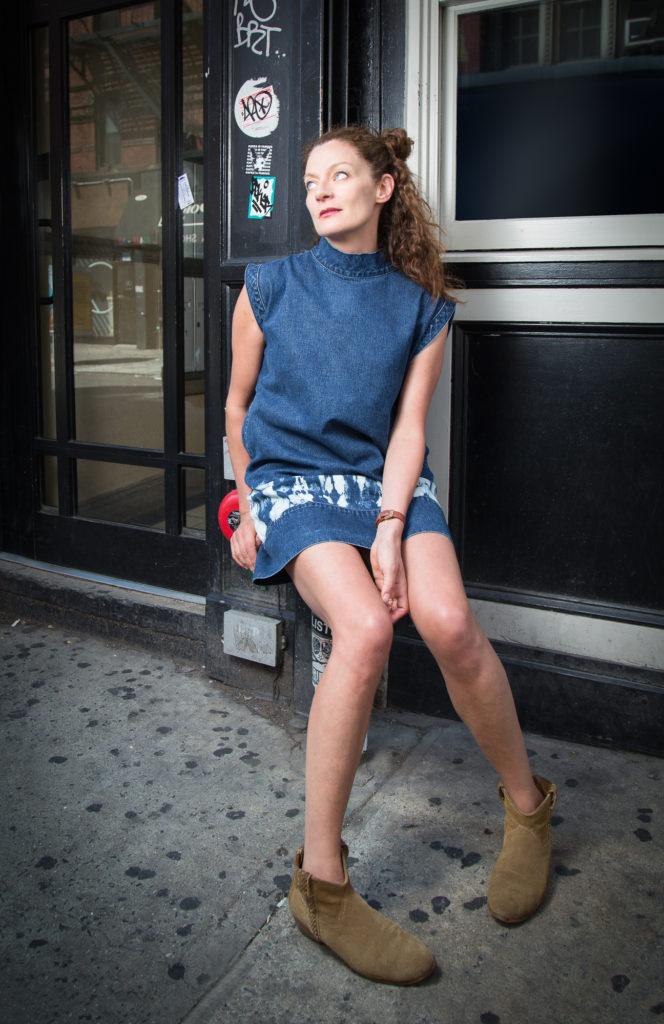 Michelle Gomez by Kaitlyn Flannagan, Observer.com
