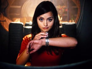 Jenna Coleman - Doctor Who - Asylum of the Daleks (c) BBC