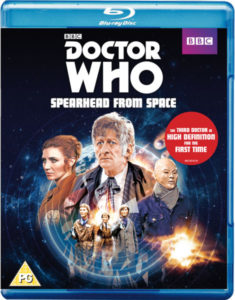 Spearhead From Space Blu-Ray (c) BBC