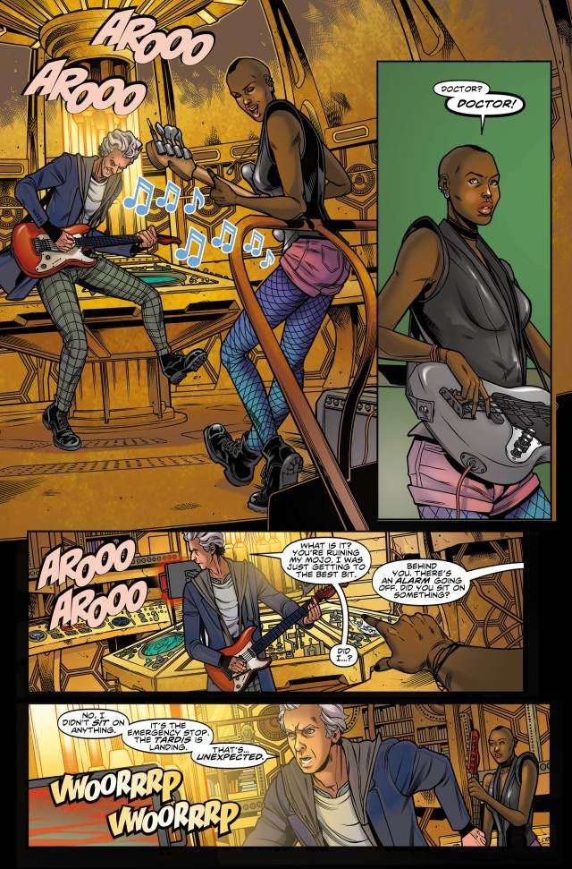 Titan Comics - Doctor Who: Twelfth Doctor #2.9 Preview 1