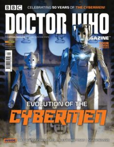 Doctor Who Magazine #504 - Cover 4 of 4