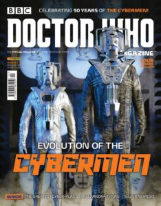 Doctor Who Magazine #504 - Cover 3 of 4
