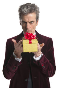 Doctor Who - The Husbands of River Song - The Doctor (Peter Capaldi) (C) BBC - Photographer: Simon Ridgway