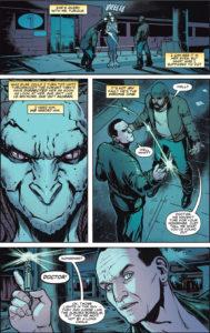 TITAN COMICS NINTH DOCTOR #5 PREVIEW 1
