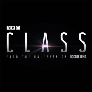 Doctor Who Spin-Off 'Class' Official Logo (c) BBC