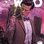 DOCTOR WHO THE ELEVENTH DOCTOR YEAR THREE #3 COVER B BY WILL BROOKS