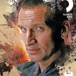 DOCTOR WHO THE NINTH DOCTOR #10 COVER B BY WILL BROOKS