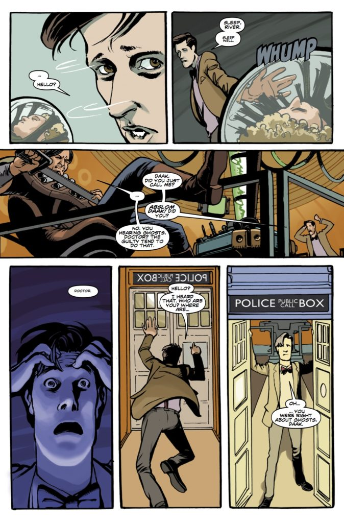 Titan Comics Doctor Who: Eleventh Doctor #2.13 Preview 3