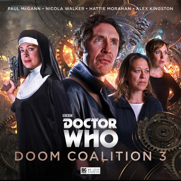 Big Finish DOOM COALITION 3