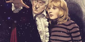 TITAN COMICS - Doctor Who: Third Doctor #2 Cover A by Claudia Ianniciello