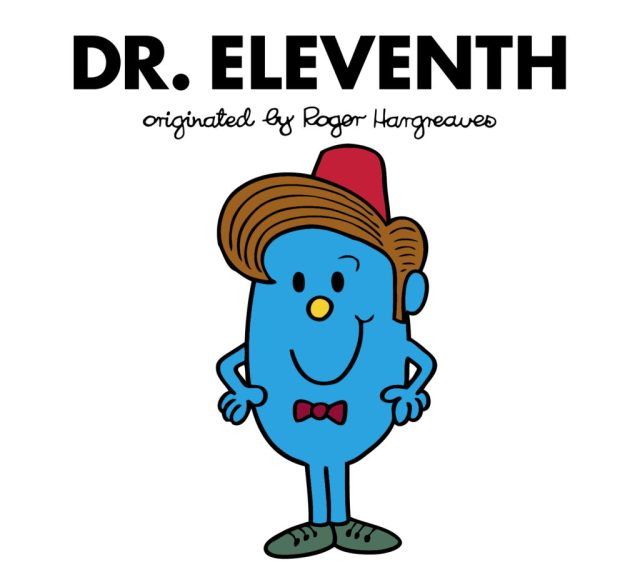 Dr. Eleventh - Doctor Who meets The World of Hargreaves