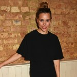 """Billie Piper attends the press night after party for """"Yerma"""" at The Young Vic on August 4, 2016 in London, England."""