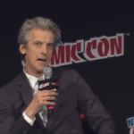 Peter Capaldi - New York Comic Con 7th Oct 2016