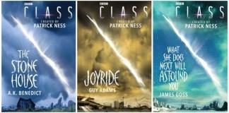 Class Tie-In Novels (c) BBC Books