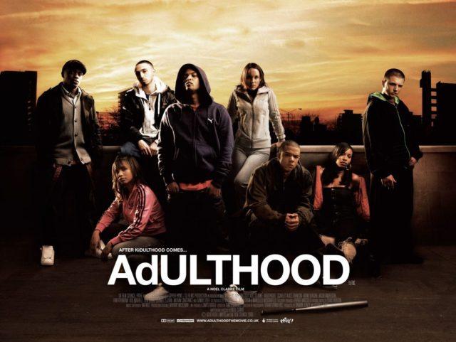 Noel Clarke - Adulthood Movie Poster