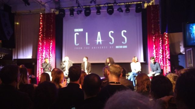 Class World Premiere Q&A Photo Mat Greenfield