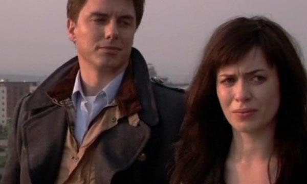 John Barrowman and Eve Myles - Torchwood (c) BBC