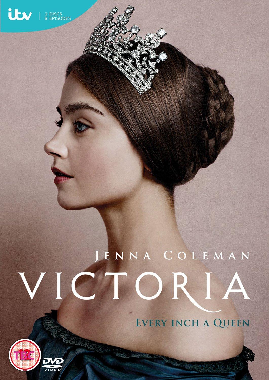 Victoria UK DVD Cover
