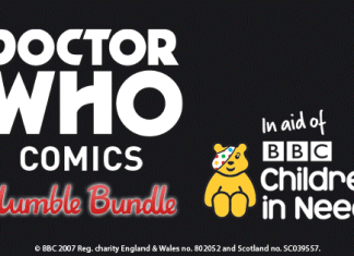 Titan Comics Presents the Doctor Who Humble Comics Bundle
