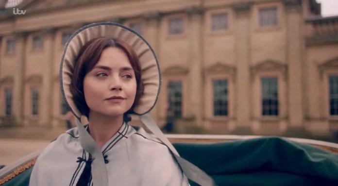 Queen Victoria (JENNA COLEMAN) - Victoria Episode 8 (c) ITV