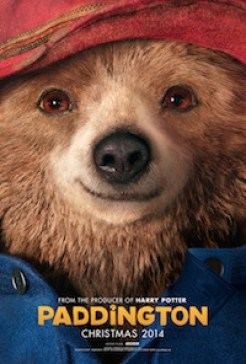 Paddington (2014) Movie Poster