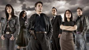 Torchwood Cast (c) BBC