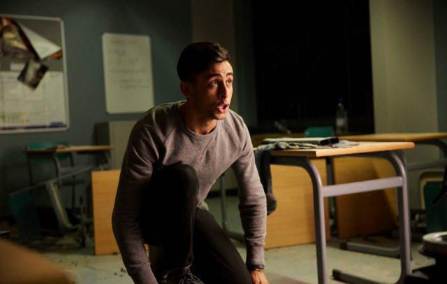 Class - Ep6 (No. 6) - Picture Shows: Ram (FADY ELSAYED) - (C) BBC - Photographer: Simon Ridgeway