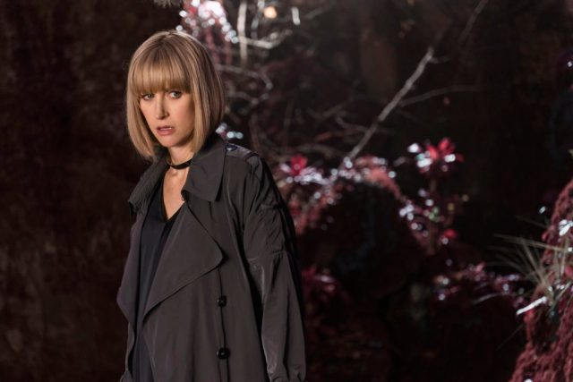 Class - Ep7 (No. 7) - Picture Shows: Miss Quill (KATHERINE KELLY) - (C) BBC - Photographer: Chris Lobina