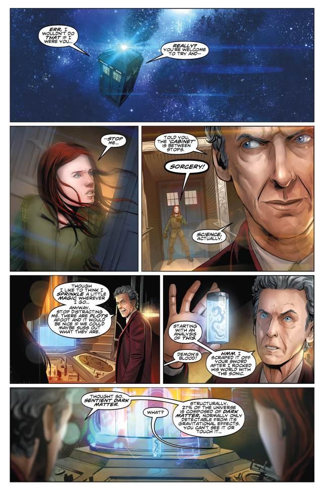 TITAN COMICS - TWELFTH DOCTOR #2.12 PREVIEW 3