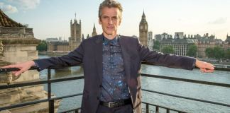 The Doctor (PETER CAPALDI) - (C) BBC - Photographer: Guy Levy