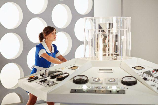 Doctor Who - Series 9 Ep12 HELL BENT -  Clara (JENNA COLEMAN) - (C) BBC  Photographer: Simon Ridgway