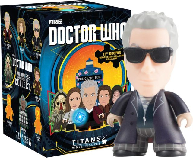 Titan Merchandise DoctorWho Heaven Sent and Hell Bent Collection Blind Box