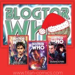 12 Days of Christmas Giveaway - Titans Comic Books