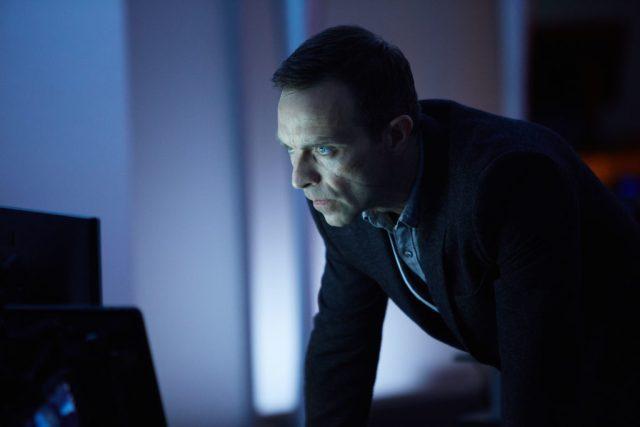 Doctor Who Xmas Special 2016 - Alexsander Jovanovic as Dr Sim - BBC - Photo: Simon Ridgway