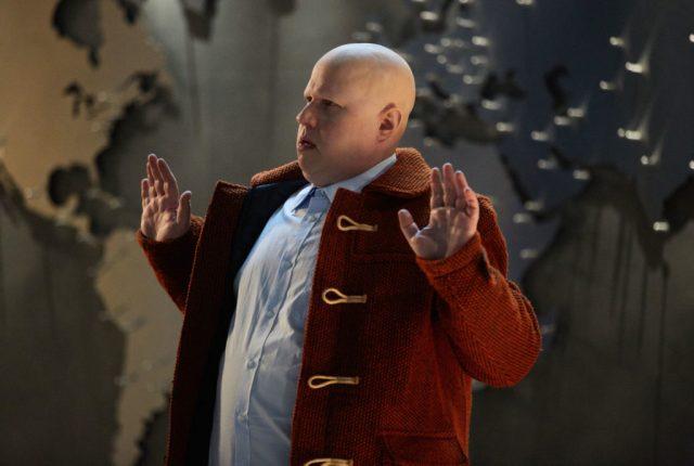 Doctor Who Xmas Special 2016 - Matt Lucas as Nardole - BBC - Photo: Simon Ridgeway