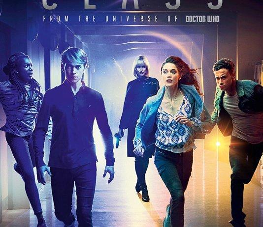 Class DVD Cover (c) BBC