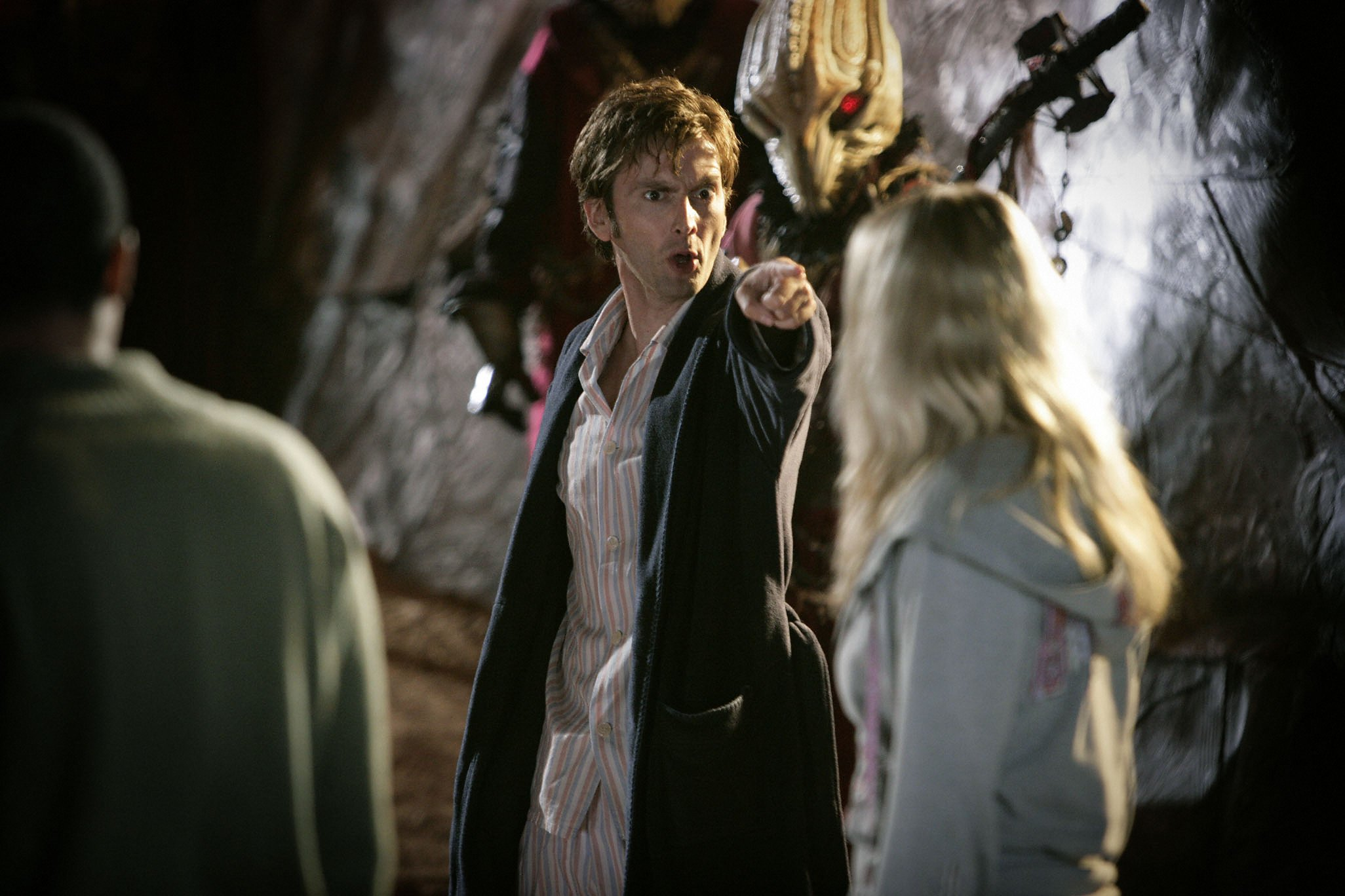 Doctor Who The Christmas Invasion.On This Day In 2005 The Christmas Invasion First Aired