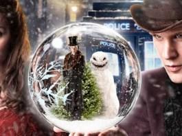 Doctor Who - The Snowmen - (c) BBC