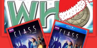 12 Days of Christmas Giveaway - Class - DVD & Blu-ray (c) BBC