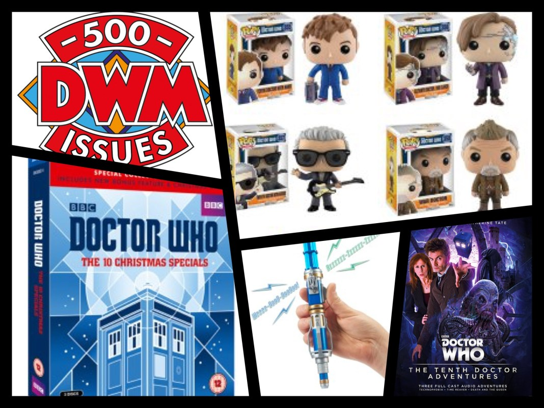 Top 5 Doctor Who Christmas Gifts Ideas