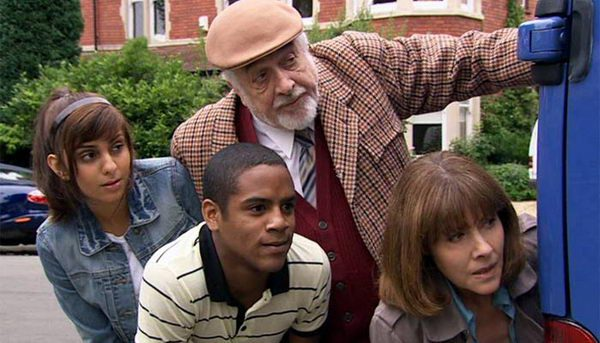 The Sarah Jane Adventures: Enemy of the Bane (c) BBC