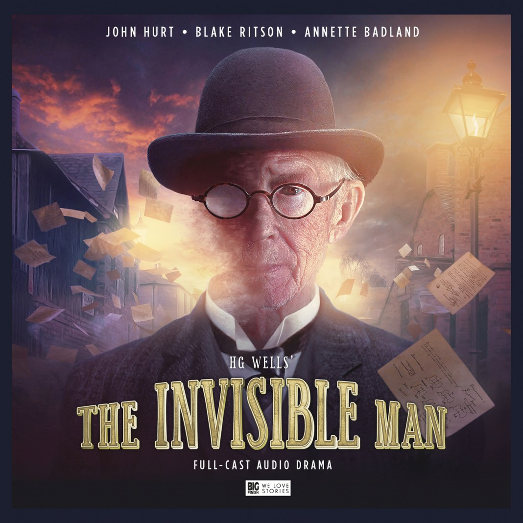 BIG FINISH - THE INVISIBLE MAN