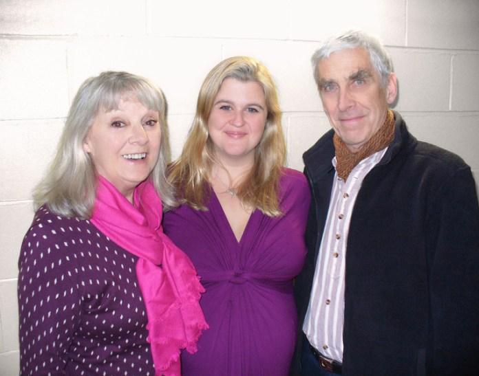 BIG FINISH - CHARLOTTE POLLARD - Meet the Parents... Anneke Wills (Lady Louisa Pollard), India Fisher (Charley), Terrence Hardiman (Lord Richard Pollard)