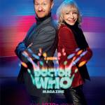 Doctor Who Magazine Issue #508 - Mark Gatiss and Katy Manning