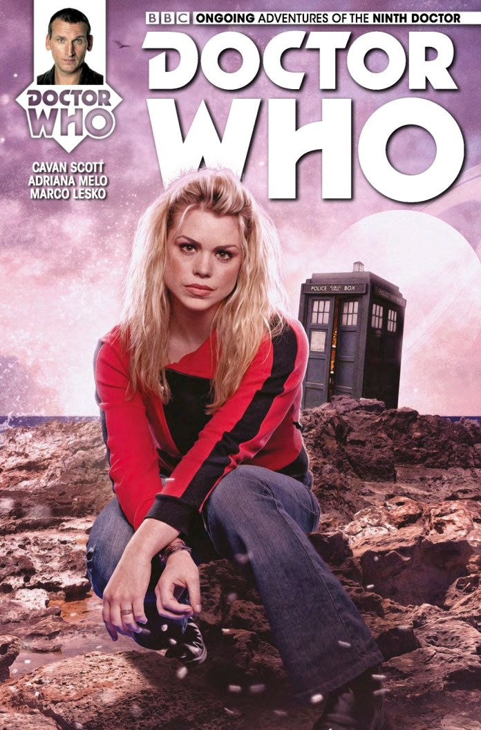 TITAN COMICS - NINTH DOCTOR #9 COVER B PHOTO BY WILL BROOKS