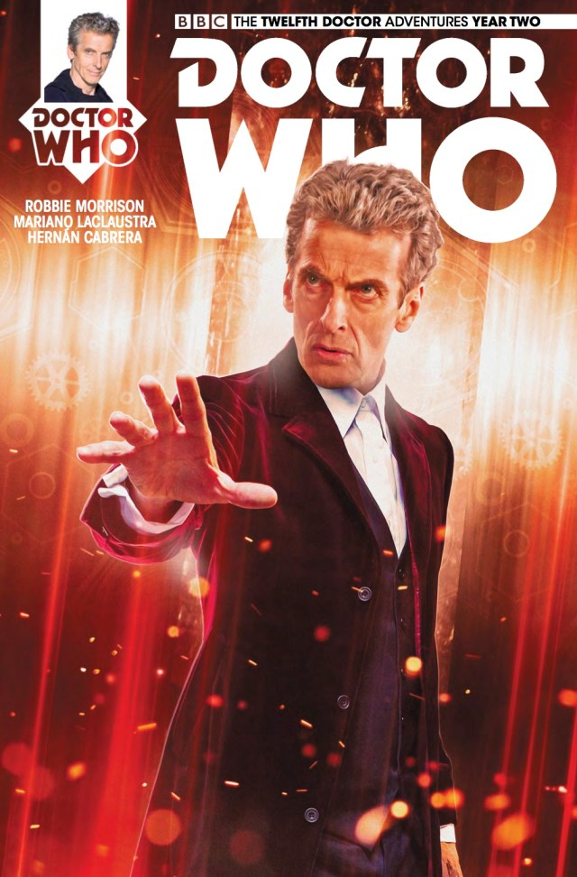 TITAN COMICS - DOCTOR WHO 12th #2.13 - COVER B: Photo