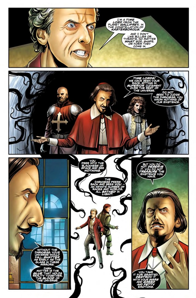 TITAN COMICS - DOCTOR WHO 12th #2.13 - Preview 2
